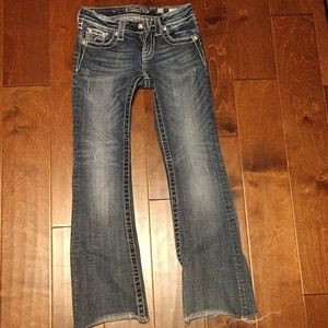 Girls Miss Me Jeans 12
